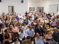 Plenário lotado em Sessão Solene