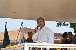Presidente da Câmara Erney participa da abertura da Semana da Pátria