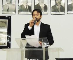 Maicon Lopes - Audiência Pública  sobre o Plano Municipal de Educação.