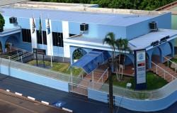 Câmara Municipal de Viradouro, Praça Francisco Braga  nº 84