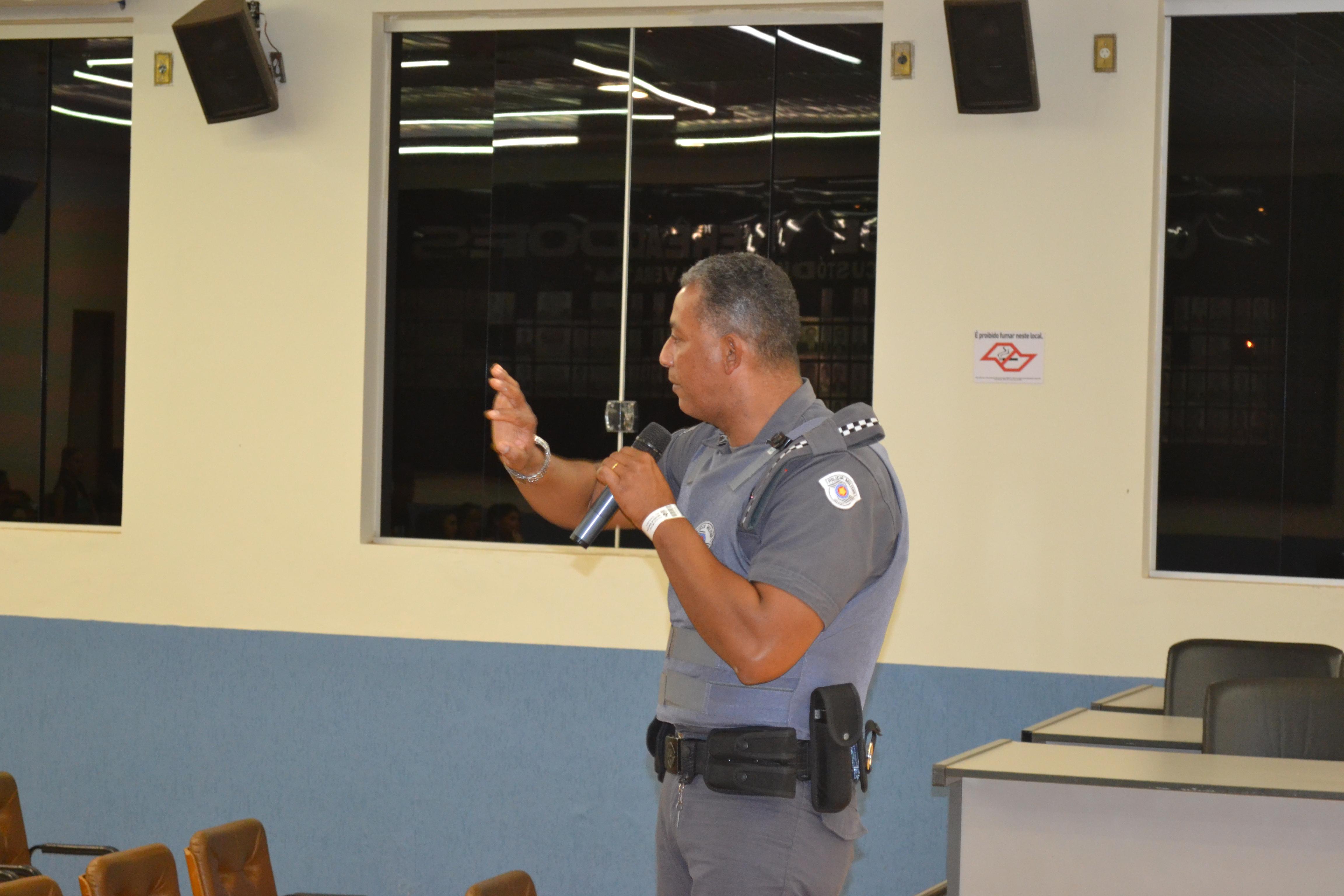 Audiência Pública Polícia Militar