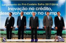 Lançamento do Pré-Custeio Safra 2017 / 2018, em Ribeirão Preto.