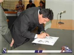 Prefeito Cal Ribeiro é empossado Presidente da Junta Militar de Viradouro.