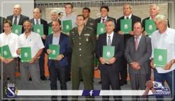 Prefeitos da região são  empossados como Presidente da Junta Militar de seus municípios.