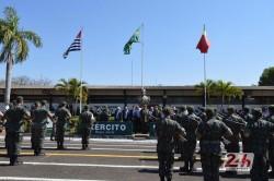 Centenário do Tiro de Guerra de Barretos.