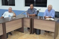Reunião CONSEG em 27/09/2017.