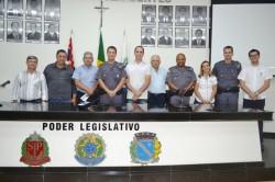 Audiência Pública da Polícia Militar realizada em  03 de outubro de 2017.