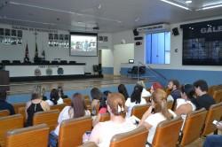 Secretaria Municipal de Saúde participa de videoconferência com municípios da região, promovida pelo Hospital de Câncer de Barretos.
