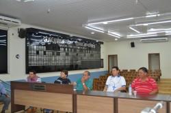 Reunião do CONSEG, referente a outubro 2017.