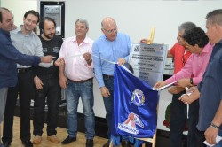 Inauguração das obras do Programa Melhor Caminho.