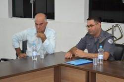 Reunião do CONSEG, realizada em 25 de junho 2018.