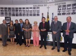 Sessão Solene de entrega de Títulos de Cidadania Viradourense.